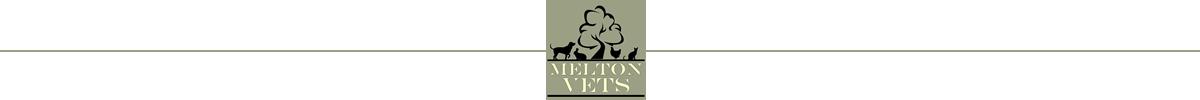 melton vets logo